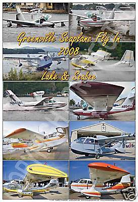Lake & Seabee Aircraft Greenville Seaplane Fly In 2008