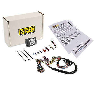 Complete Remote Starter Fits Select GM Vehicles Includes GMC Terrain [2010-2016]
