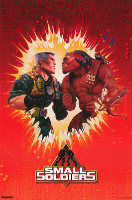 Posters:movie Repro: Small Soldiers - Free Shipping !  #1689  Rc47 B