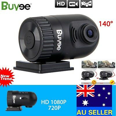 HD 1080P Smallest Camcorder In Dash Car Camera Video Recorder DVR Cam G-sensor