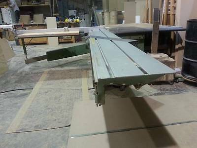 Sliding Table Saw Robland Z320