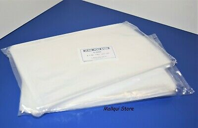 200 CLEAR 9 x 12 POLY BAGS PLASTIC LAY FLAT OPEN TOP PACKING ULINE BEST 1 MIL