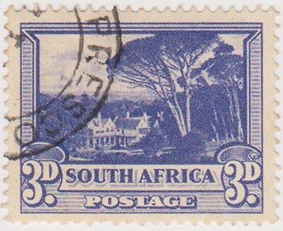 (RSA110)1926 SouthAfrica 3dblueGrootSchuur(South)D)ow45