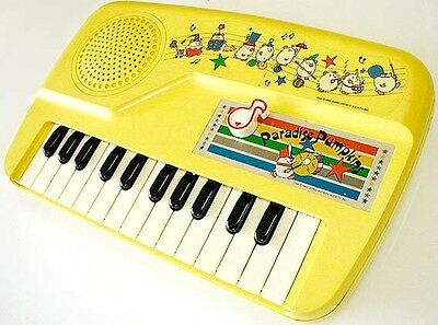 A-One Eleksound CIRCUSBAND cute Japanese mini-organ vintage