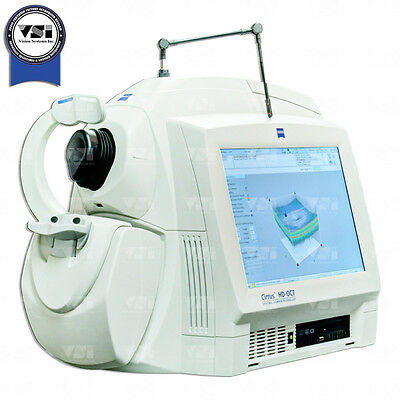 ZEISS Certified Factory Authorized Cirrus HD-OCT 4000 - Win 7, anterior seg 7.0