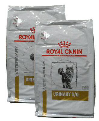 2x9kg Royal Canin Urinary LP 34 S/O Gatto Diete Veterinarie