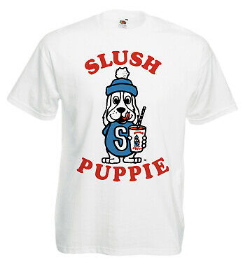 Slush Puppy Retro 70s 80s 90s T shirt