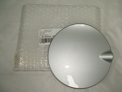Genuine Smart Fortwo (451) Replacement Fuel Cap - SILVER C50L NEW!