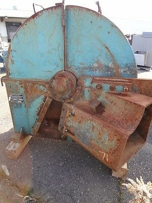 Precision Chipper Model 48 Size 48:11