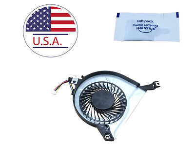 HP Pavilion dv7-1253eo dv7-2020ek DV7-3162NR laptop notebook AMD CPU cooling fan