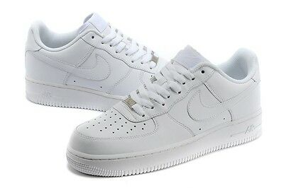 315122 111 NIKE AIR Force 1 One 07' Mens Low Leather
