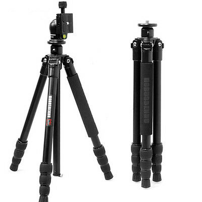DSLR Camera Lightweight Tripod With Ball Head For Canon Nikon Sony Pentax Ricoh
