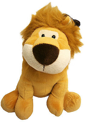 Super Soft Beautiful Lion Plush Toy Childrens Kids Childs Great Gift Present
