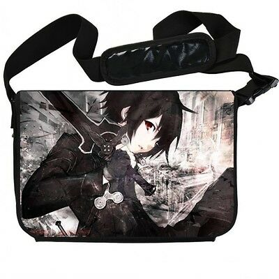 Anime Sword Art Online Kirito Messenger Bag Shoulder Bag Satchel#K01