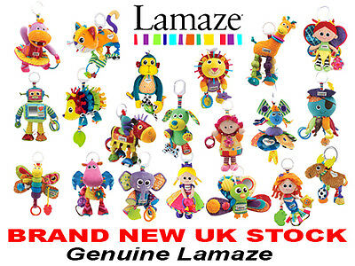 Lamaze Play And Grow Soft Toys Brand New From Uk