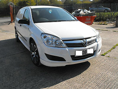 Vauxhall Opel Astra H Mk5 Van Body Kit 2004-2010 Front/Rear/Sides - Brand New!