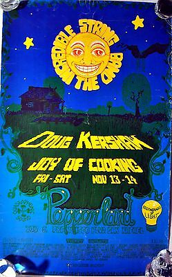The Incredible String Band Original Concert POSTER