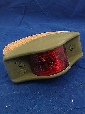 RED CLEARANCE LIGHT MILITARY HUMVEE HMMWV M998 M925 M923 M35A2 F19-6