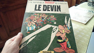 Asterix - Le Devin -Edition Originale (Eo) 1972 Dargaud, Tbe