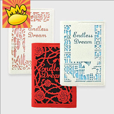 """Endless Dream"" Girl's Cute Diary Pocket Planner Notebook Exercise Book Journal"