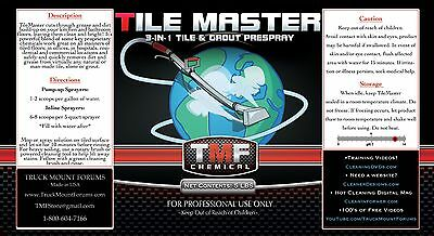 Tilemaster / GroutMaster 1 Case