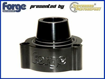 FORGE Blow Pop Off Adapter schwarz für Seat Leon Altea TSi/TFSi