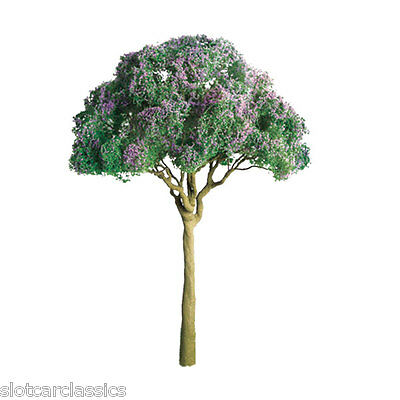 "Jtt Scenery 94277 Professional Series 3/4"" Purple Jacaranda Tree  6/pk   Z-Scale"