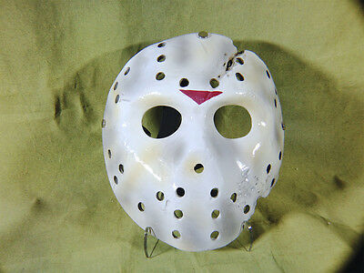 Friday The 13th, Jason Hockey Mask, Very Detailed Collectable