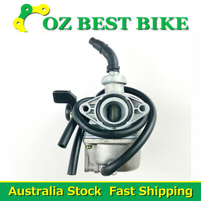 PZ 19mm Lever Choke Carburetor Carby 90cc 110cc 125cc ATV Quad Pit Dirt Bike