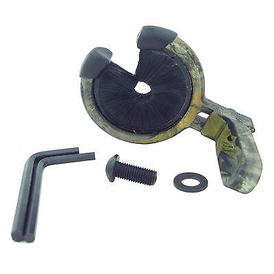 Archery bow Deadshot CAMOUFLAGE Medium Arrow Rest  LH or RH - UK