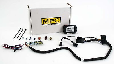 Complete Remote Starter Fits Select Ford & Mazda [2007 - 2014] Use Your OEM Fobs