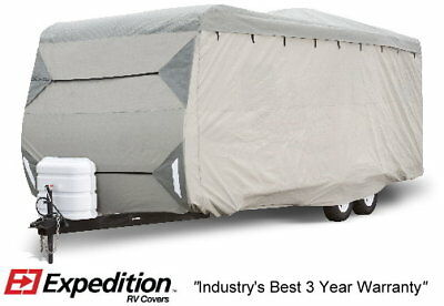 RV COVER TRAVEL TRAILER storage expedition Fits 24'-27'