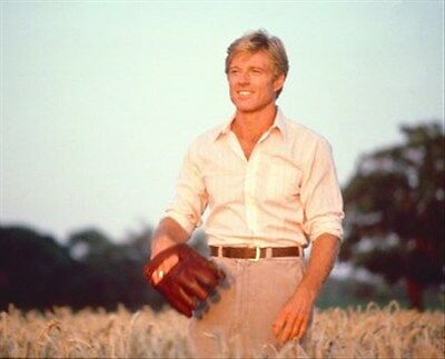 """Robert Redford From The Natural Poster Print 24x36"""" (60x91cm)"""
