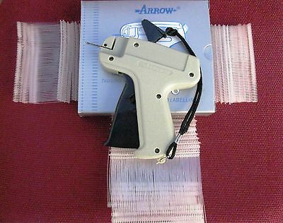 Arrow CM-5S Tagging Gun for Tagging and Labelling  + 1000  your choise of  barbs