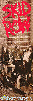 Mini-Poster : Music : Skid Row   - Free Shipping  Rp82 Kr