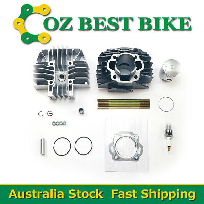 Yamaha Pw80 Py80 Peewee 80 Cylinder Piston Head Barrel Rings Set Kit