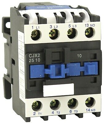 CN-LC1D2510 Contactor Replacement fits Telemecanique 3 Phase 3 Pole 120V Coil