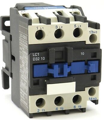 CN-LC1D3210 Contactor Replacement fits Telemecanique 3 Phase 3 Pole 24V Coil
