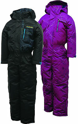 Dare2b Jester Around Snowsuit Kids Padded Waterproof All-in-one 2 - 10 yrs