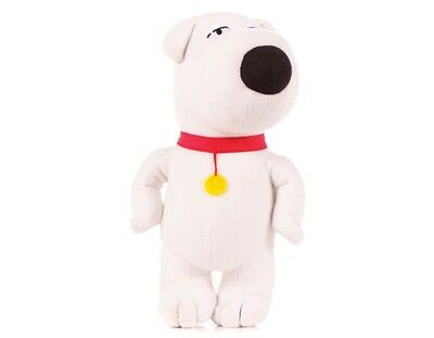 """New Official 15"""" Brian Soft Toy Plush Family Guy Brian The Dog Soft Toy"""