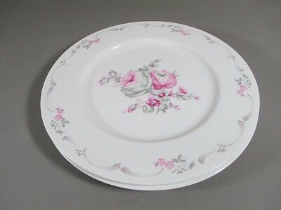 SALE! Castleton China BELROSE Set of 2 Dinner Plates
