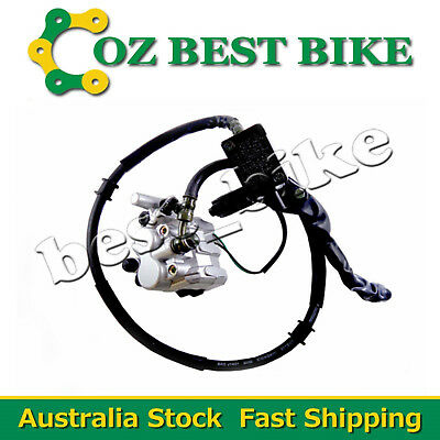 Front Right Hand Brake Master Cylinder 50 110 125cc 150cc GY6 Scooter Moped