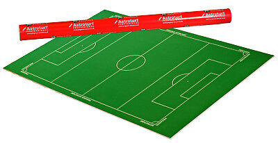 Pegasus Sticky Backed Rubber Backed Full Size Astropitch, Astroturf. Subbuteo.