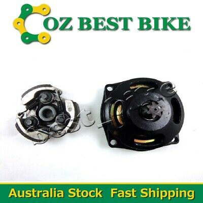 7 Teeth 25H Gear Box Drum Bell Housing & Clutch 47cc 49cc ATV Quad Rocket Bike