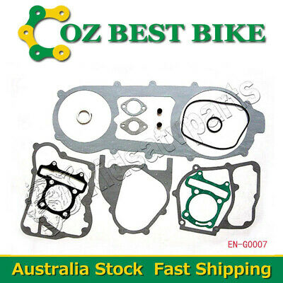GY6 150cc Long-Case Engine 13 Pieces Gasket Set ATV Scooter Go kart Buggy
