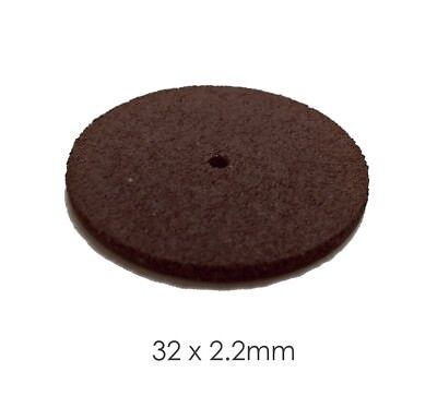Cut Off Roughing Disc 32 x 2.2 mm Box of 100