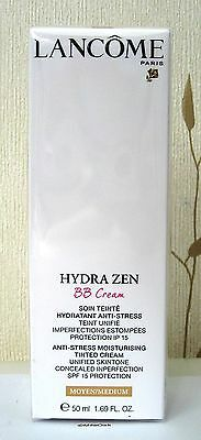 Lancome Hydra Zen Beauty Balm Tinted Moisturiser - Sealed - Medium (3)