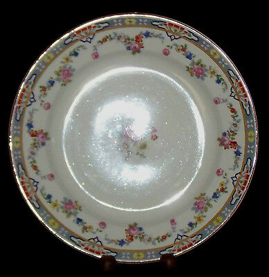 "WH Grindley England Dresden 8 3/4"" Dinner Luncheon Plate (12 Available)"