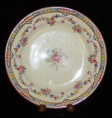 """WH Grindley England Dresden 7 3/4"""" Lunch Salad Plate (11 Available)"""