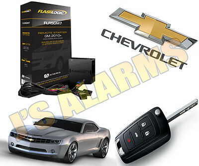 Remote Start 2010-2015 Chevrolet Camaro Plug&play Diy Plug In Install Chevy